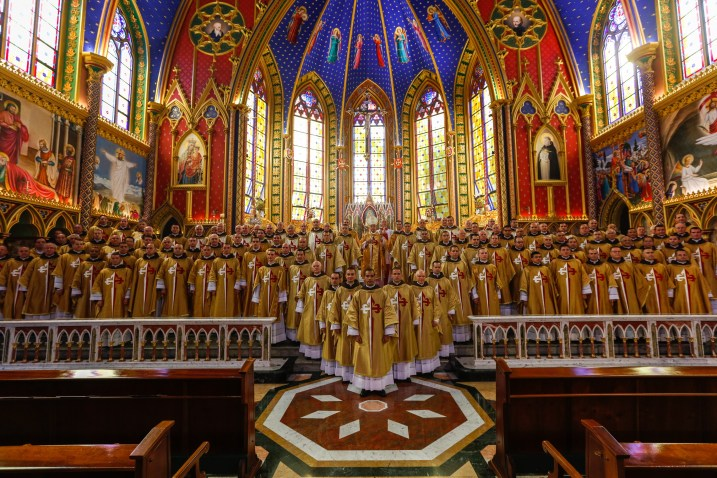 Novos sacerdotes dos Arautos do Evangelho são ordenados em São Paulo